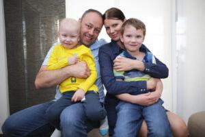Familie Wiegert